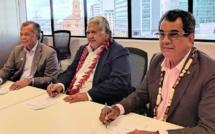 Polynésie: Réunion en Nouvelle-Zélande pour la réalisation du câble Manatua
