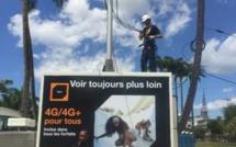 Antilles-Guyane: Orange annonce la mise en place de 300 sites 4G