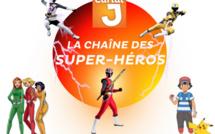 Les supers-héros font leur rentrée sur Canal J