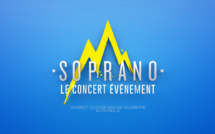 Le concert évènement de Soprano, en direct du Stade Orange Vélodrome, le 7 Octobre sur TMC