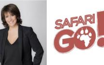"""Gulli: La deuxième saison de """"Safari Go !"""" sera animée par Carole Rousseau"""