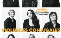 Le magazine ELLE s'engage contre les violences conjugales
