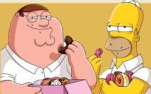 Les Simpson s'invitent sur MCM en compagnie des Griffin !
