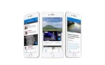 La nouvelle version de l'application France Bleu disponible sur Apple Store et Google Play Store