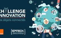 Epitech et Orange lancent le Challenge Innovation à l'Epitech les 12 et 13 mars