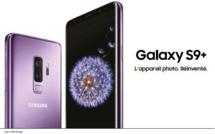 Les Samsung Galaxy S9 et S9+ disponibles dans les boutiques d'Orange Réunion