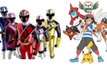 Pokemon saison 21 inédite et Power Rangers Super Ninja Steel débarquent à partir du 4 juin sur Canal J