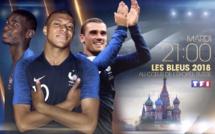 """""""Les Bleus 2018, au coeur de l'épopée Russe"""", Le film documentaire évènement sur l'équipe de France diffusé demain sur TF1"""