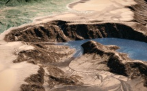 National Geographic sonde les profondeurs dans Trésors sous l'océan
