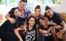Les acteurs de la série © Pacific Prod / TNTV