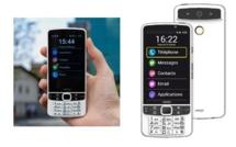 Orange commercialise le SmartVision2 Premium de Kapsys, seul Smartphone Android 100% « Made in France » adapté aux personnes déficientes visuelles