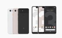 Google présente son nouveau smartphone, le Pixel 3