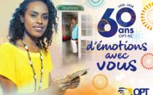 Nouvelle-Calédonie: Une nouvelle campagne publicitaire pour les 60 ans de l'OPT