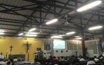 Messe de Noël en direct de l'église de Saint-Antoine sur les chaînes La 1ère aux Antilles-Guyane