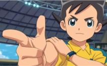 La série d'animation Inazuma Eleven Ares débarque dés le 5 janvier sur Canal J