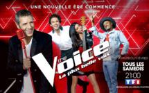 TF1: Coup d'envoi de THE VOICE dés le 9 février