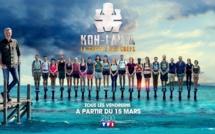 Koh-Lanta de retour pour une nouvelle saison inédite, le 15 mars sur TF1