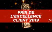 Free reçoit le Prix Excellence Client 2019