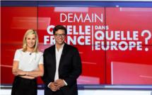 """Débat """"Demain, quelle France dans quelle Europe ?"""" ce mercredi en direct et en simultané sur Europe 1 et CNews"""