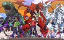 Nouveau: La série inédite Bakugan Battle Planet débarque sur Canal J à partir du 1er mai