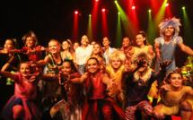 """La Comédie Musicale """"Au pied du Mur"""" en représentation le vendredi 24 mai au théâtre de l'usine de Pierrefonds de Saint Pierre"""