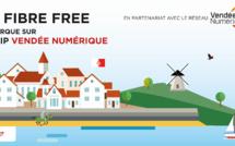 La Fibre Free débarque sur le RIP de Vendée Numérique