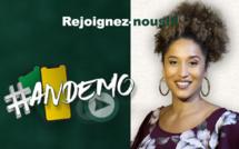 Guadeloupe La 1ère: #ANDEMO, le nouvel espace d'expression citoyenne de la Guadeloupe