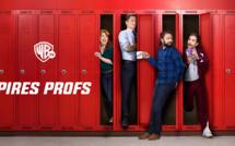 """Warner TV: La saison 3 inédite de """"Les Pires Profs"""" débarque à partir du 23 juillet"""