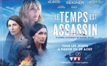 """La grande saga de la rentrée """"Le temps est assassin"""" arrive sur TF1 à partir du 29 août"""