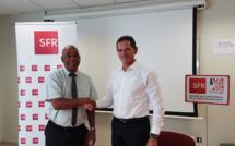 Martinique: Accord sur le déploiement de la Fibre Optique (FTTH) entre la mairie de Rivière-Salée et SFR Caraïbe