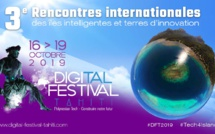 Troisième édition du Digital Festival Tahiti du 16 au 19 octobre