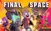 Baptiste Lecaplain prête de nouveau sa voix pour la deuxième saison de Final Space