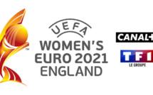 Droit TV / Euro 2021 féminin: L'intégralité des matchs sur Canal+ et les meilleures pour le groupe TF1