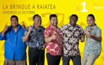 Polynésie La 1ère fais la bringue à Raiatea
