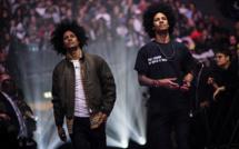 Bruce Ykanji et Les Twins à La Réunion pour découvrir les talents du Hip Hop Péï