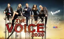 """""""THE VOICE 2020"""" arrive à partir du 18 janvier sur TF1"""