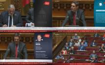 Nouvel habillage dès aujourd'hui des travaux parlementaires sur Public Sénat