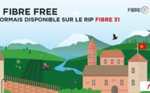 Haute-Garonne: La Fibre Free désormais disponible sur le RIP Fibre 31