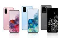 Samsung présente ses nouveaux smartphones: Les Galaxy Z Flip et les Galaxy S20 5G