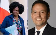 Numérique: Visite officielle de la porte-parole du gouvernement Sibeth Ndiaye et secrétaire d'État chargé du Numérique Cédric O en Guyane