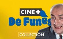 Arrivée aujourd'hui de CINE+ De Funès, la nouvelle chaîne digitale CINE+