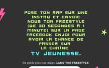 """""""Larg' Ton Freestyle"""": Un concours de Rap lancé par le Canal Numérique Jeunesse Océan Indien (CNJOI)"""