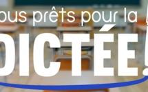 Ce 6 mai, Edouard Baer vous fera la dictée sur Guyane La 1ère et France 3