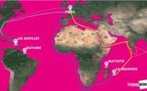 CANAL+ TELECOM annonce l'attribution de 3 lots majeurs pour le marché Outremer à l'appel d'offre du RIE (Réseau Interministériel de l'Etat)