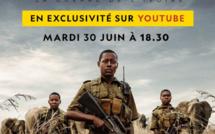 """Le court-métrage événement """"Akashinga: la guerre de l'ivoire"""" diffusé en exclusivité sur la chaîne YouTube de National Geographic le 30 juin"""
