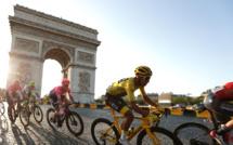 Cyclisme: Le tour de France du 29 août au 20 septembre sur les antennes de France Télévisions