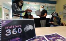 Fondation Orange: La Réalité Virtuelle au service des parcours d'insertion professionnelle des jeunes de La Réunion