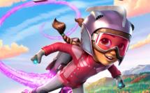 ROCKETEER, la nouvelle série d'animation de la rentrée de Disney Junior. Coup d'envoi à partir du 28 septembre