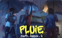 """""""Pluie"""" le nouveau son de EIGHTY, MIMOOK et TK, la jeune garde du rap antillais"""