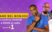 """Coup de projecteur sur """"Guyane Bel Bonjou"""", la matinale de Guyane La 1ère"""